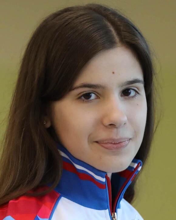 Никитина Ольга Алексеевна - Федерация фехтования России