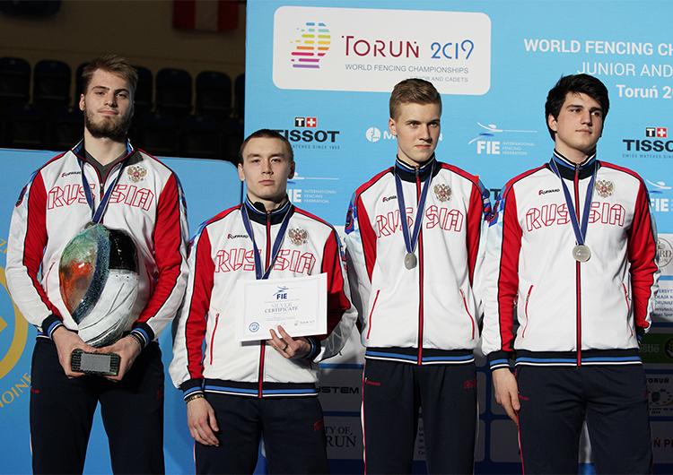 Артём Целышев серебряный призёр Первенства Мира 2019